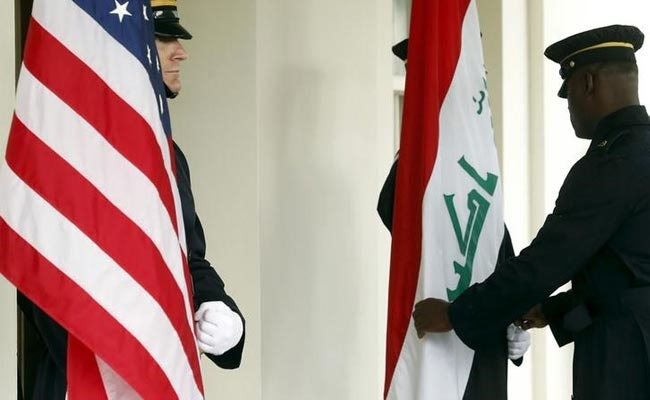 US State Department orders all non-essential government personnel to leave Iraq