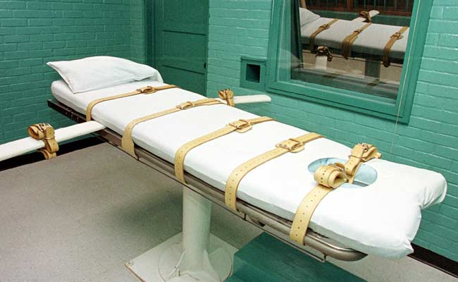 Alabama Executes 75-Year-Old Inmate Convicted Of 1982 Murder
