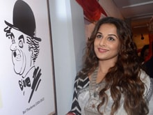Vidya Balan: I'd Love to Play Charlie Chaplin