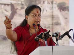 Vasundhara Raje Agreed to Be Lalit Modi's Secret Witness Show Documents Released by Him