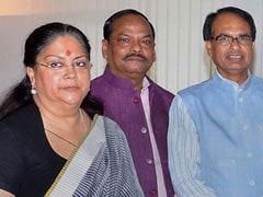 नीति आयोग की बैठक के बाद वसुंधरा जयपुर लौटीं, बीजेपी के किसी बड़े नेता से नहीं हुई मुलाक़ात