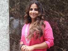 'Dedicated' Vidya Balan Trained With Florist for <i>Hamari Adhuri Kahani</i>