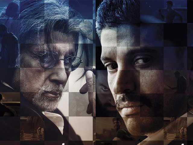 सीएम केजरीवाल ने बच्चन और फरहान के साथ देखी फिल्म 'वजीर'