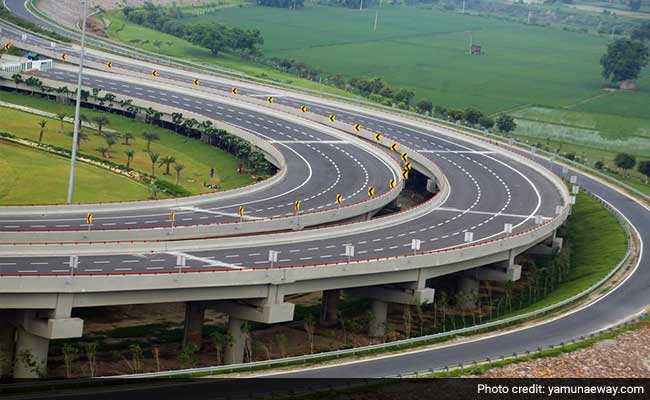 Jaypee Tells Court It Wants To Sell Yamuna Expressway For 2,500 Crores
