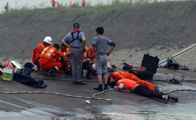 Propaganda Machine in Overdrive for China Shipwreck