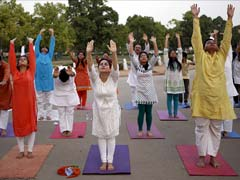 'Practise Yoga: It Works on The Body', Says Government in SMSes To People