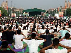 Over 9.5 lakh NCC Cadets Performed Yoga at 1,805 Centres