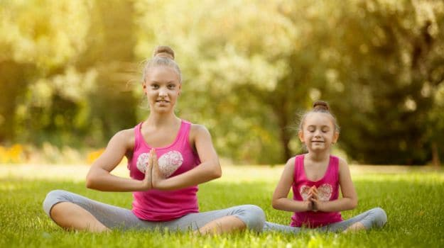 The Little Yogi: 5 Yoga Asanas That Can Build Your Child's Strength and Flexibility