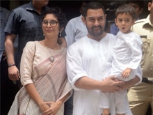 "Aamir Khan Doesn't Like to Give Eidi, ""I Like to Take it From Elders"""