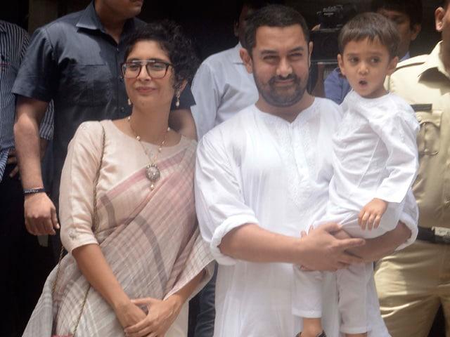 Aamir Khan Doesn't Like to Give Eidi, 'I Like to Take it From Elders'