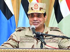 25 Militants Killed in Air Strikes as  Abdel Fattah al-Sisi Inspects Troops, Says Egypt