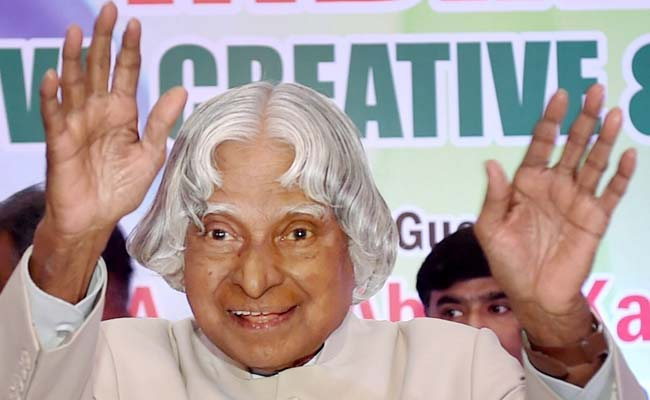 7-Day State Mourning for President APJ Abdul Kalam but No Holiday