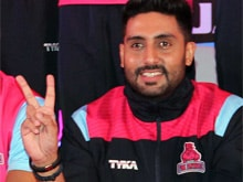 Abhishek Bachchan Has 7 Million Reasons to Smile