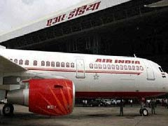 Fire in Air India Flight's Undercarriage in Delhi. Passengers Safe