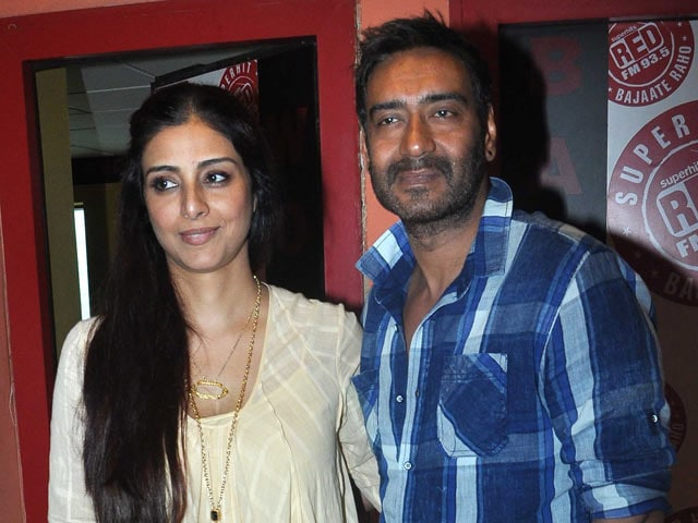 Ajay Devgn: No One But Tabu Could Have Played the Cop in Drishyam