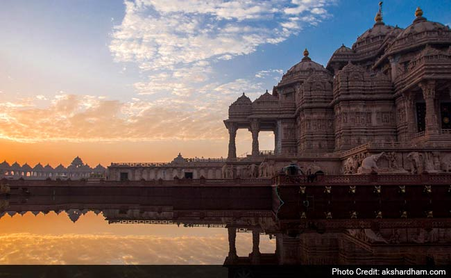 National Green Tribunal Imposes Fine on Akshardham Temple