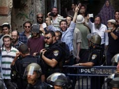 Israeli-Palestinian Clashes Break Out During 'Day of Rage'