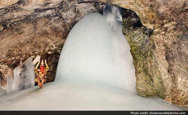 अमरनाथ यात्रा के लिए 1,877 श्रद्धालुओं का नया जत्था रवाना
