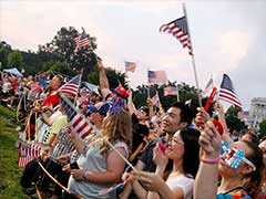 US Celebrates July 4 With Hot Dogs and Barbecues Amid Tightened Security