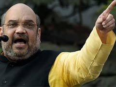BJP President Amit Shah Questions Nitish Kumar's Alliance With RJD, Congress