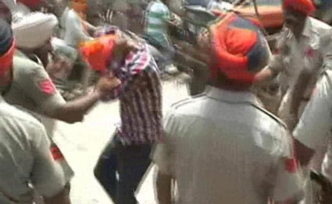 Amritsar Village Tense After Violent Protests Over Release of Terror Convicts