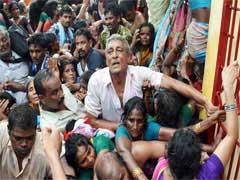पुष्करालु मेले में भगदड़ की वजह VIP नहीं 'भीड़ और पुलिस की नाकामी' थी : रिपोर्ट
