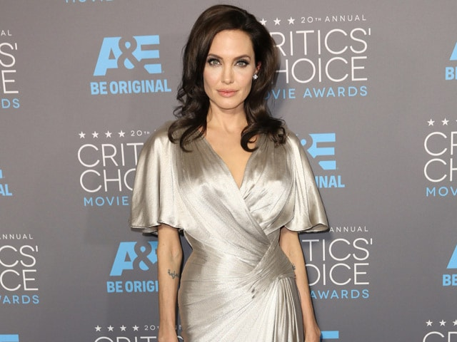 Angelina Jolie to Direct First They Killed My Father
