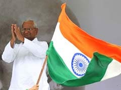 Anna Hazare to Join Ex-Servicemen's Protest Over One Rank One Pension in Delhi Today