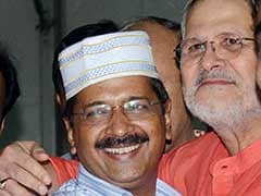 AAP Files Complaint Against Delhi Lieutenant Governor Najeeb Jung