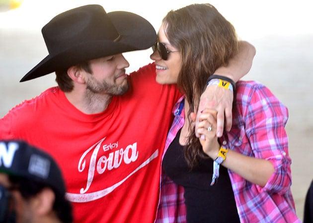 Ashton Kutcher, Mila Kunis Say I Do In Hush Hush Wedding: Reports