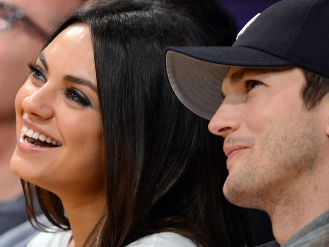 Mila Kunis Refers Ashton Kutcher as 'My Husband' in an Interview