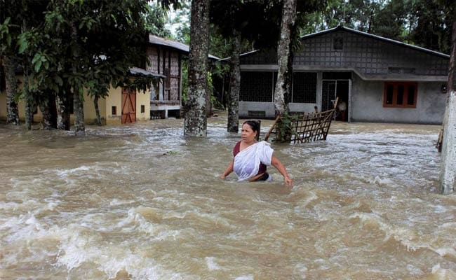 65,000 People Affected From Floods in Assam