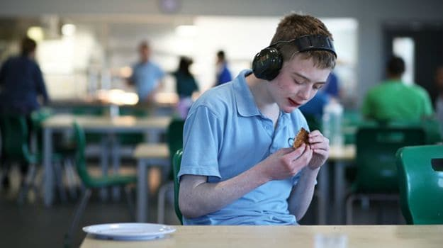 The Lunchtime Revolution at a School for Children with Autism
