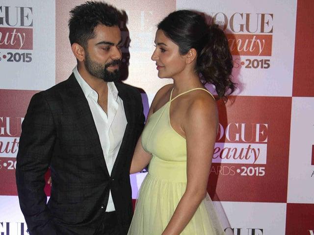 Anushka Sharma to NDTV: Virat is my Arm Candy