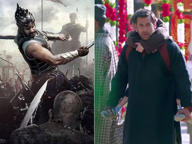 How Baahubali, Bajrangi Bhaijaan Are Defeating the Monday Blues