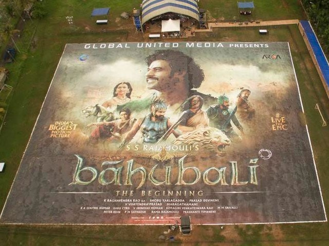 Baahubali Scores Another Record Courtesy Guinness