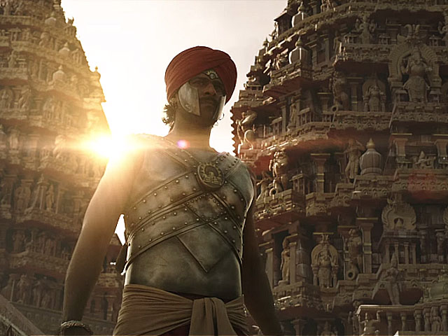 Baahubali, With Hollywood Level VFX, is Breaking Not Just Box  Office Records