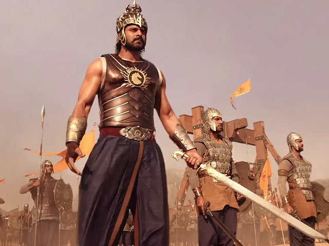 Baahubali, India's Most Expensive Film, is Being Compared to Hollywood's 300