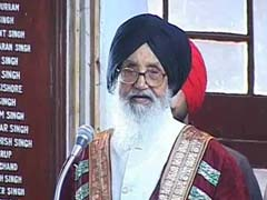Punjab to Give Financial Aid to Girls a Month Before Wedding: Chief Minister Parkash Singh Badal