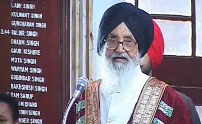 Punjab to Give Financial Aid to Girls a Month Before Wedding: Chief