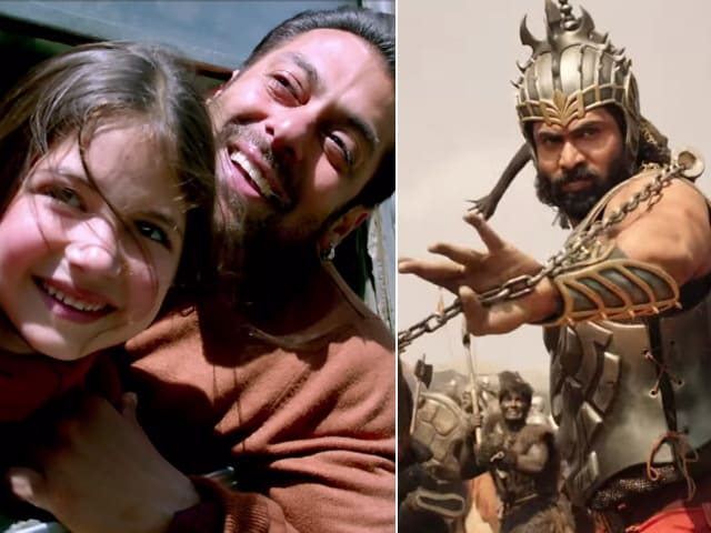 Salman Khan's Bajrangi Bhaijaan Has a Baahubali Connection