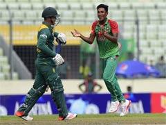 बांग्लादेश ने दक्षिण अफ्रीका को दी सात विकेट से करारी शिकस्त