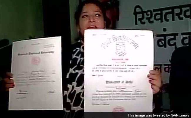 Another AAP Legislator in Fake Degree Row