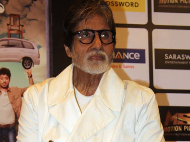 Amitabh Bachchan to Sing National Anthem at Pro Kabaddi League Opening Ceremony
