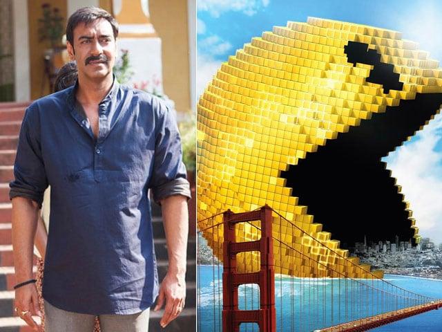 Today's Big Releases: Drishyam, Pixels
