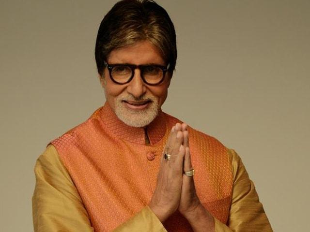 Amitabh Bachchan Thanks World for Calling India 'Emerging Economy'