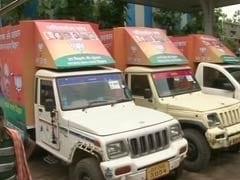 बिहार में बीजेपी की 'परिवर्तन यात्रा' आज से, कई केंद्रीय मंत्री दिखाएंगे हरी झंडी