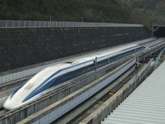 Indian, Japanese Officials To Discuss Mumbai-Ahmedabad Bullet Train Project