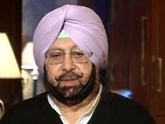Captain Amarinder Singh Appointed Punjab Congress Chief