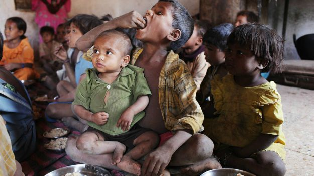 Government has Accorded High Priority to Hunger: Paswan